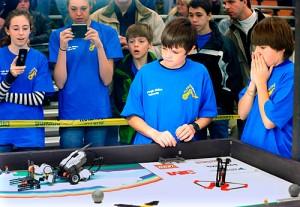 competencia de robótica educativa