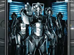 cybermen_Dr. Who
