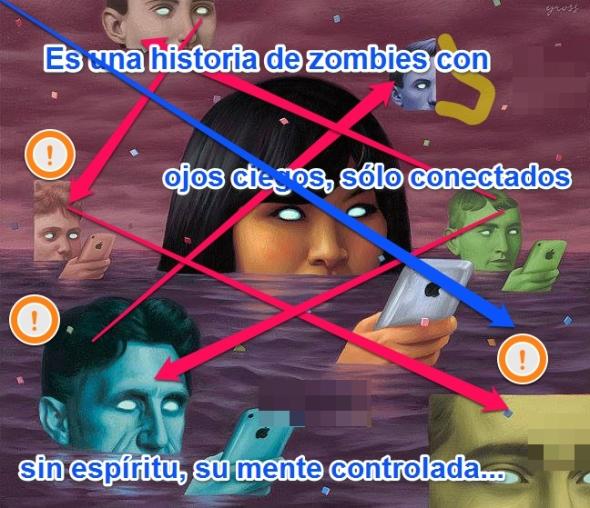 La Historia de los Zombies conectados (1a. parte)